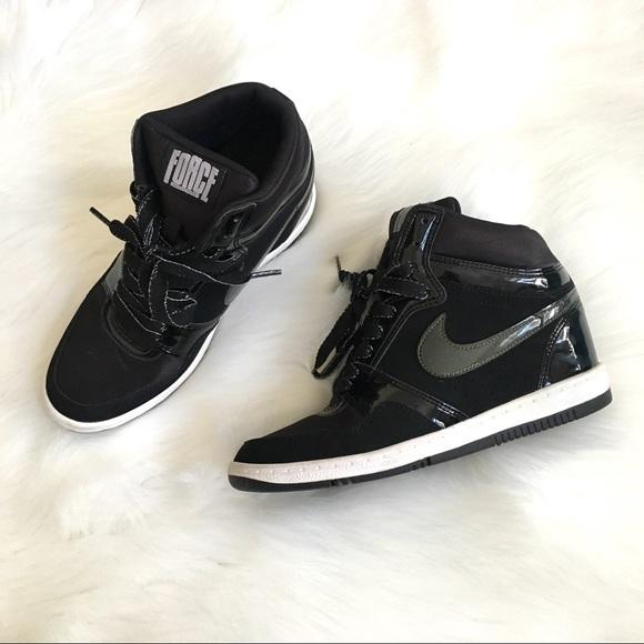 Nike Force Sky High Sneakers Rare